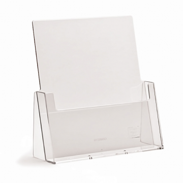 C230 | 1 Pocket A4 Portrait Leaflet Holder